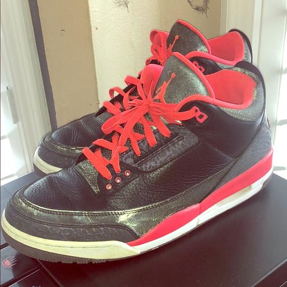 30c1da19b7ca9 Jordan Other - Air Jordan size 12 red and black